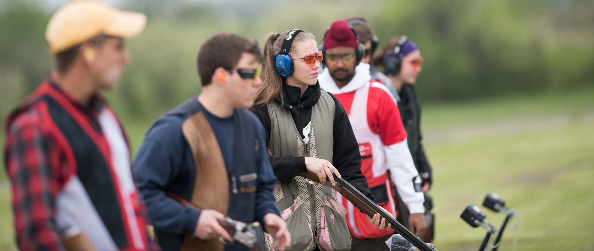 Trapshooting Academy Spring Event - Victoria Day, 2017