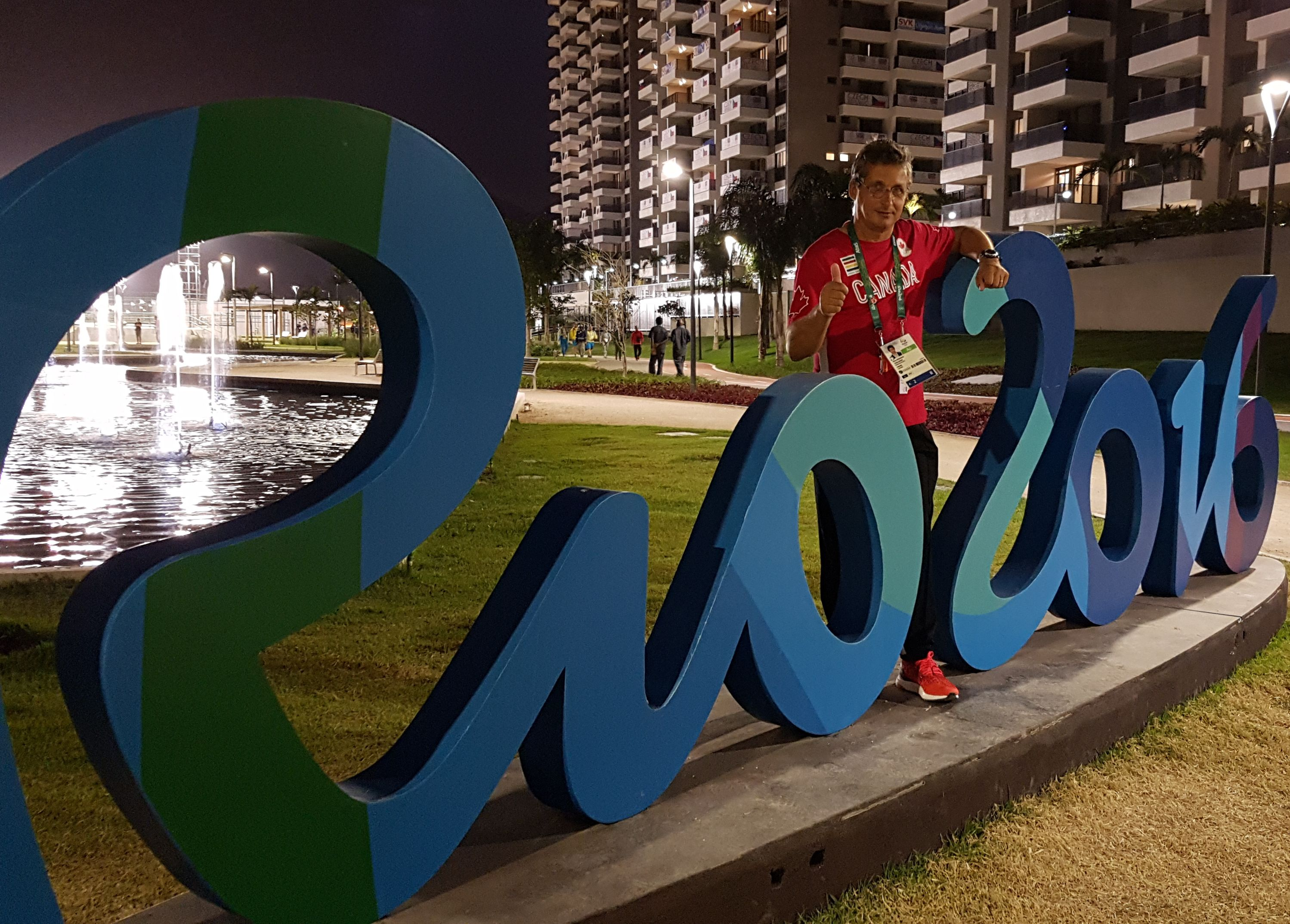 2016, Rio Olympic Games